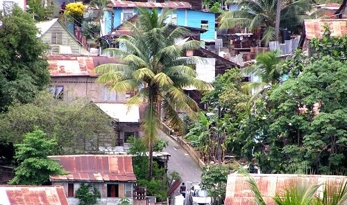 Image result for poverty in laventille